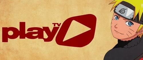 Novos episódios de Naruto Shippuden na PlayTV