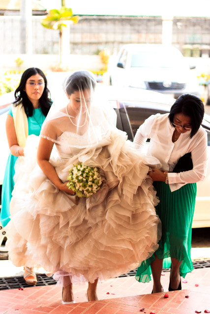 Gab - Cy Wedding. Photography by Julienne Mumar