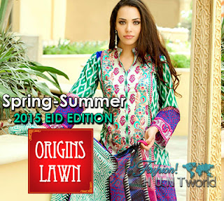 Origins Lawn Ready To Wear Eid 2015