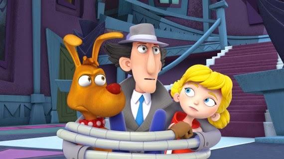 Inspector Gadget - Netflix