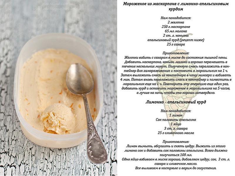 Как сделать мороженое в домашних условиях пломбир из сливок