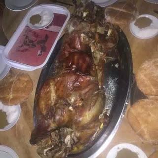 وليمة مغربية
