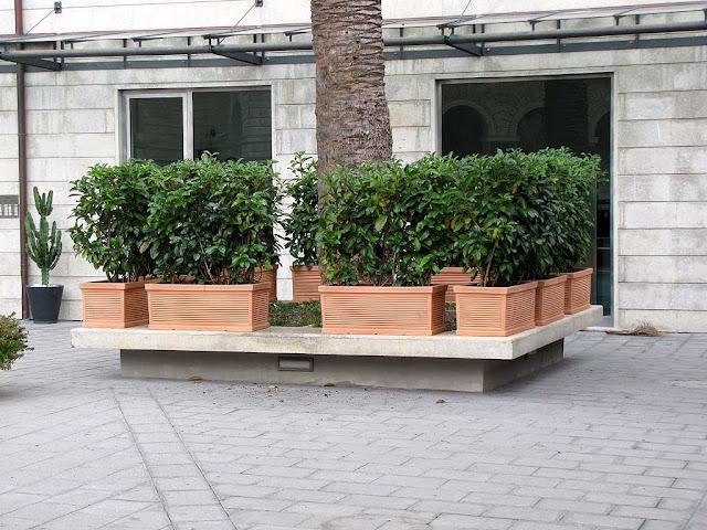 Livorno, bench
