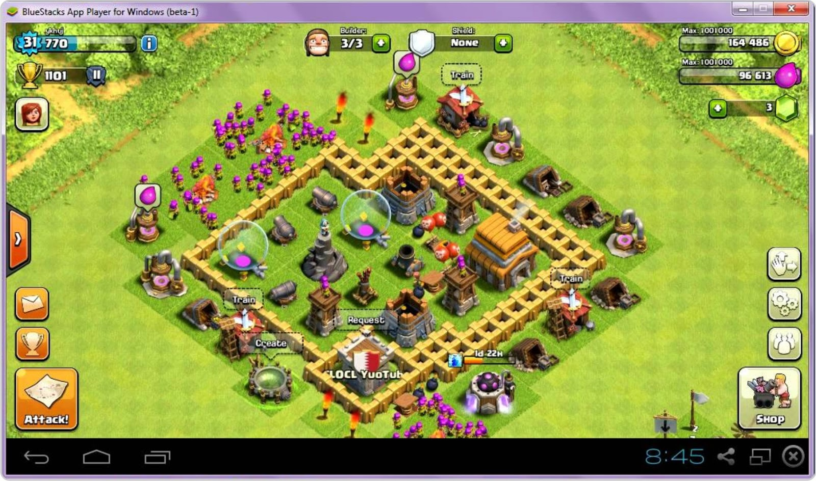 Clash Of Clans App Download For Computer