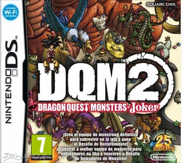 Dragon Quest Monster Joker (Nintendo DS) (Español)