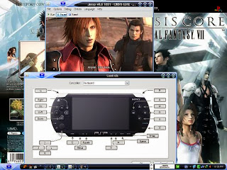 gambar PSP emulator for PC