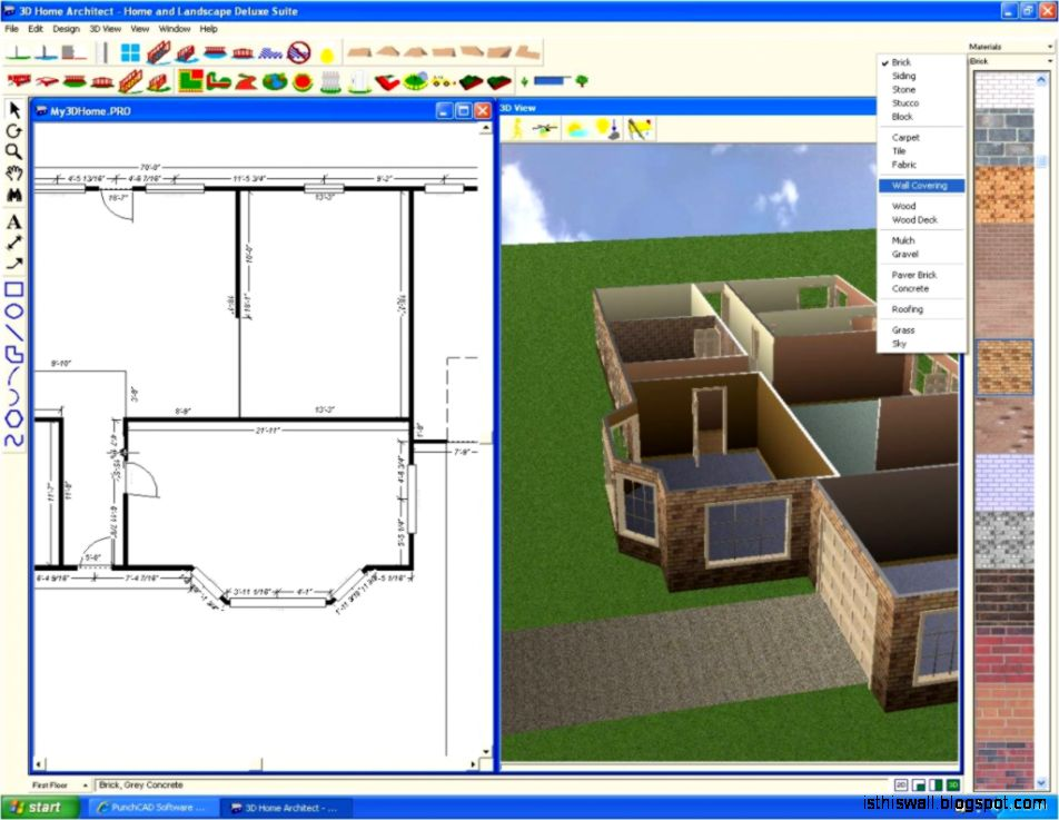 What is the best 3d home design software this wallpapers for The best home design software