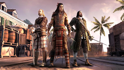 Assassin's Creed III - The Battle Hardened DLC Pack - We Know Gamers