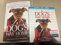Giveaway -  A Dog's Way Home