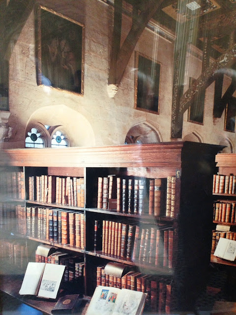 Oxford Duke Humfrey's Library Harry Potter