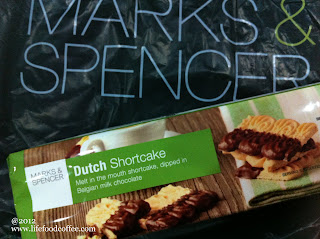 Dutch short cake from marks and spencer