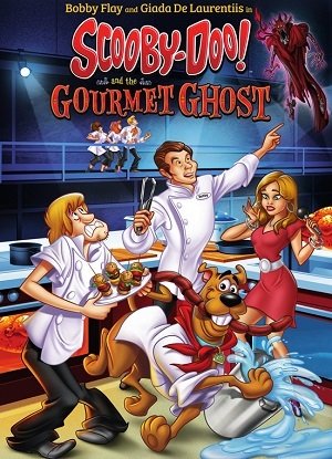 Scooby-Doo e o Fantasma Gourmet Dublado Torrent torrent download capa
