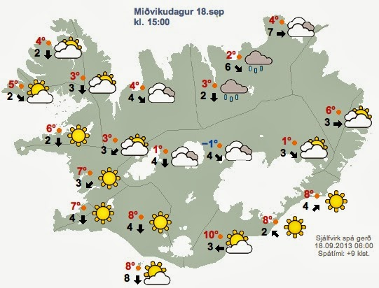 Icelandic Meteorological Office