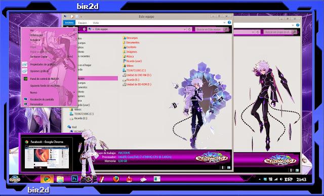 ADD [ Theme Windows 8 ] 3
