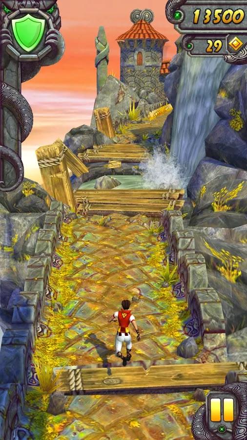 تحميل لعبة تيمبل رن Temple Run 2 للاندرويد برابط مباشر لوجو صور Logo