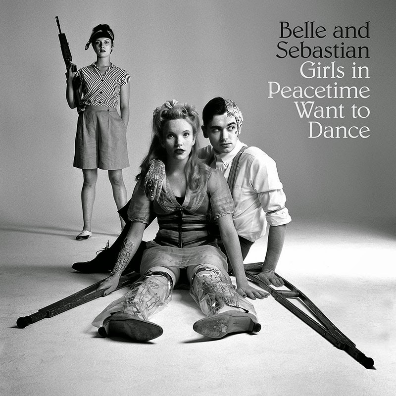 Girls in Peacetime Want to Dance de Belle and Sebastian - Gostei da Capa #1
