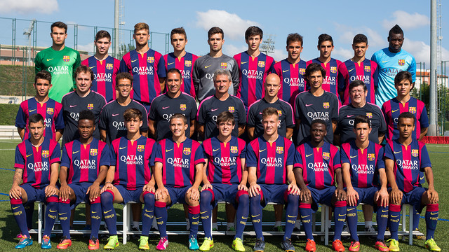 Barca Dominasi Tim Terbaik Liga Champions 2014/2015