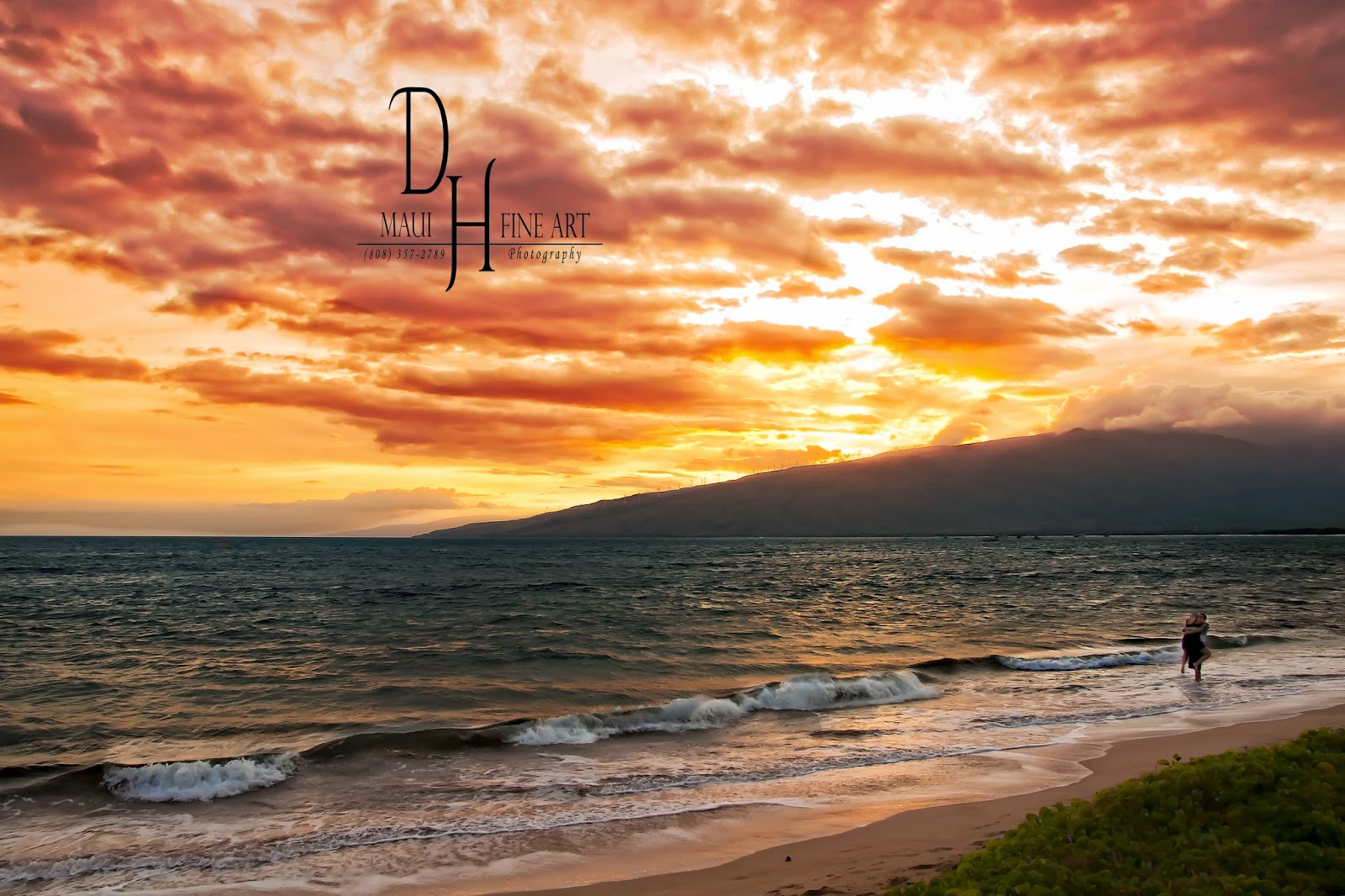 DH Maui Fine Art Photography Humans In Hawaii Maui Landscape