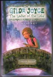 image: THE LADIES OF THE LAKE - Mystery book review