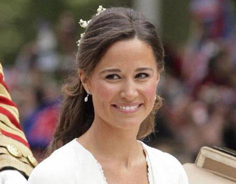 Pippa Middleton se casara con un Príncipe