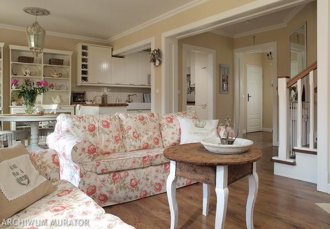 ... arredare il soggiorno in stile shabby chic - consigli e ispirazioni