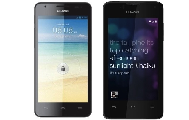Huawei Ascend Y300 Price in India with Specs