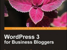 WordPress 3 For Business Bloggers by Paul Thewlis