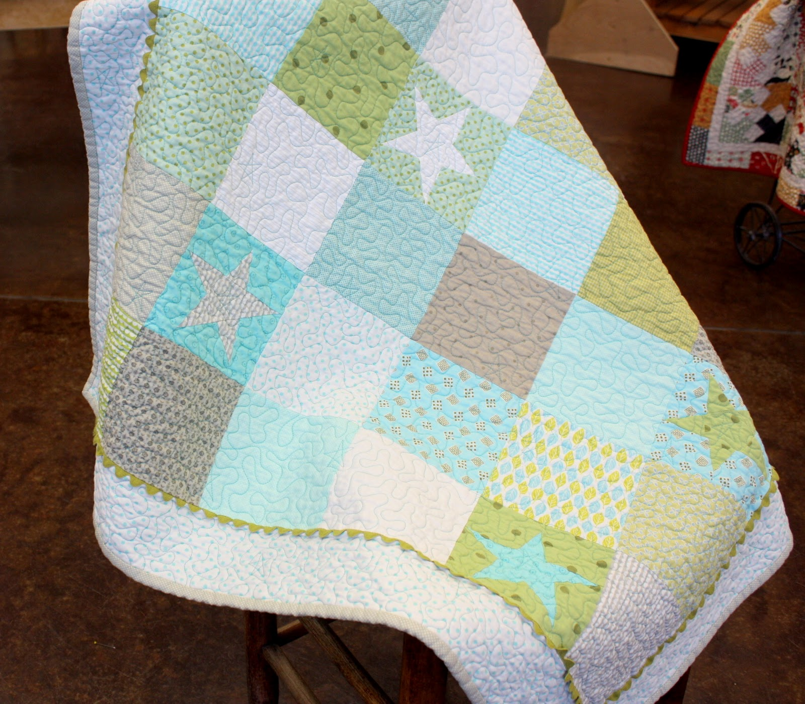 Bright new quilt + baby quilt kits - Diary of a Quilter - a quilt blog : quilts kits - Adamdwight.com