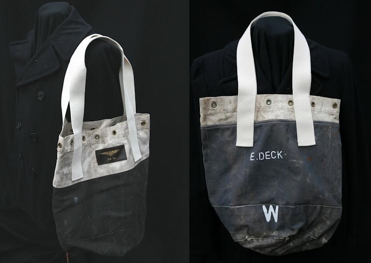USAF & USN HOLDALLS/ E.DECK-W