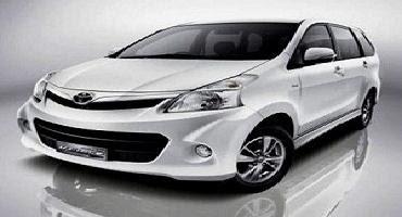 Avanza - Bali Car Charter