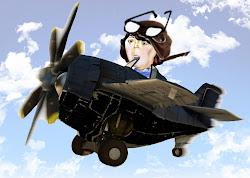 Me tomo el avión Negro