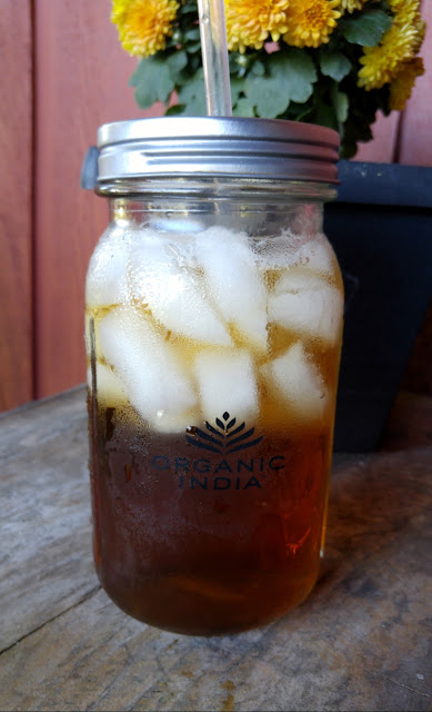 My WAHM Plan: Raspberry Peach Iced Tea
