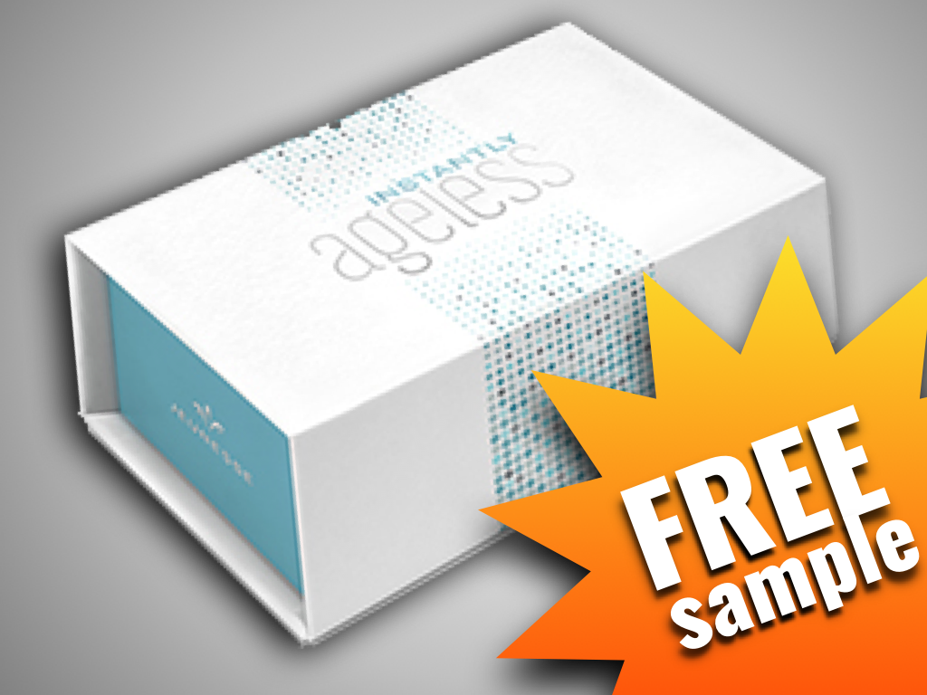 ***FREE SAMPLE*** JEUNESSE GLOBAL -  INSTANTLY AGELESS  **CLICK PICTURE BELOW**