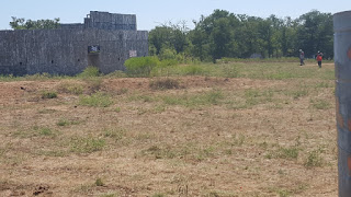 The Castle at Petty Paintball