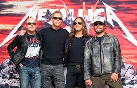 Metallica Headline Glastonbury