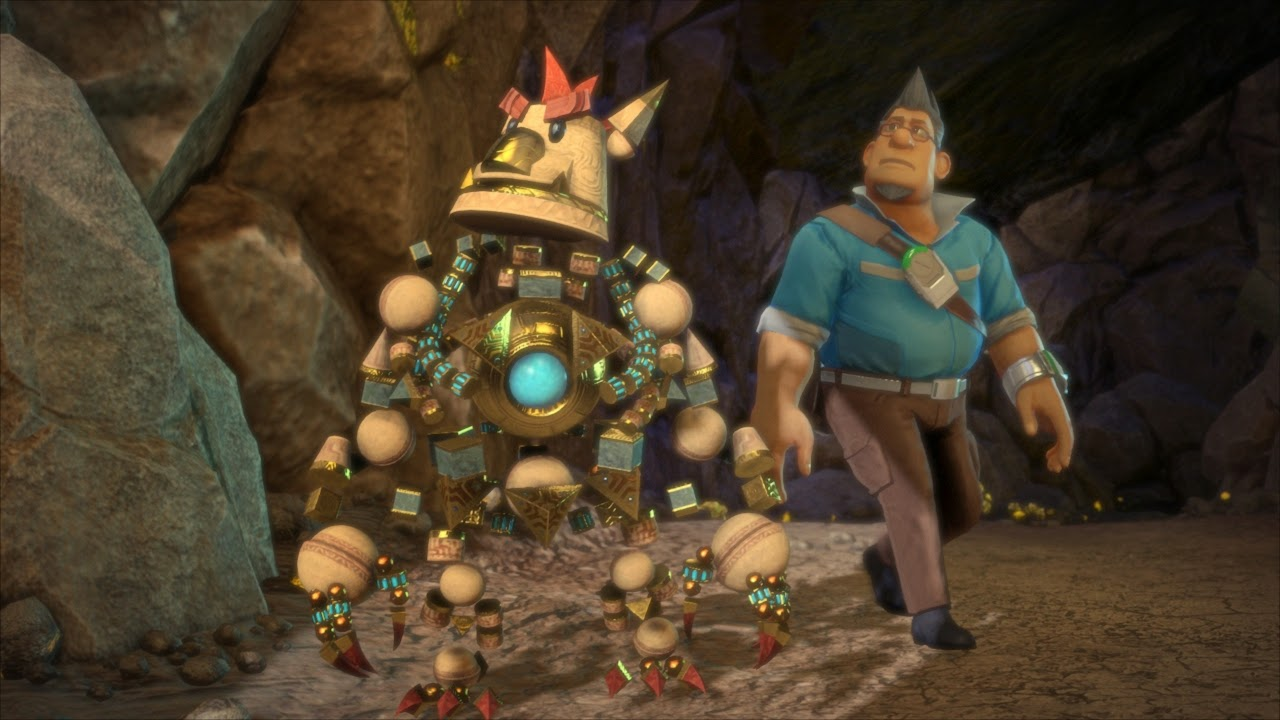 Juego Knack Play Station 4