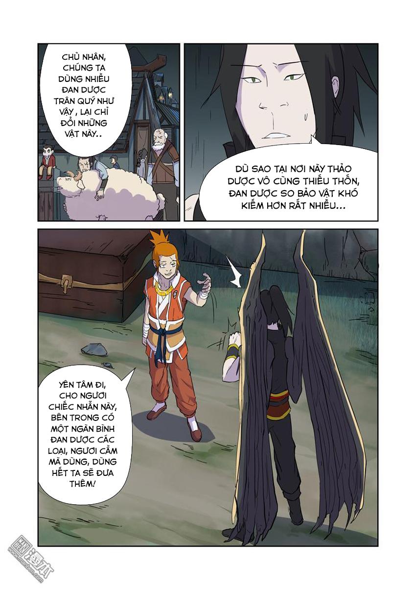 Yêu Thần Ký - Chap 167