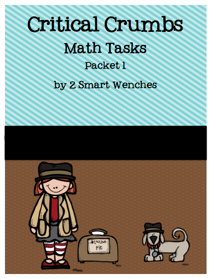 http://www.teacherspayteachers.com/Product/Critical-Crumbs-Packet-1-796538