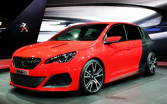 2016 peugeot 308 gti price design review car drive and feature. Black Bedroom Furniture Sets. Home Design Ideas