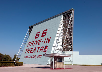 Drive-In Theatre, Route 66