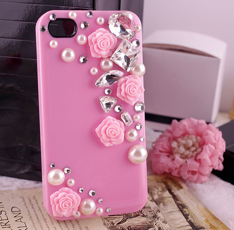 Bling DIY Craft Personalize And Customize Your Cell Phone Case In 5 Easy Steps