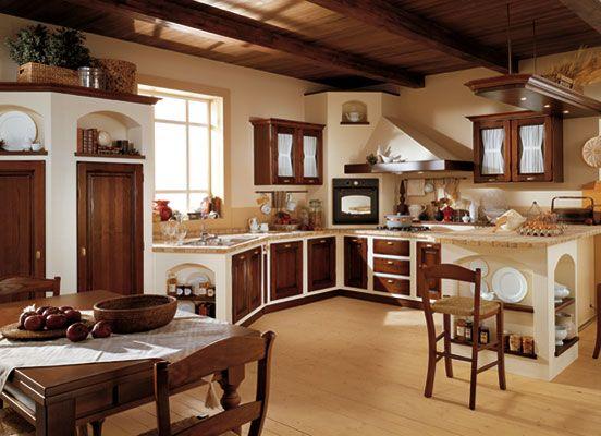 My world la cucina che vorrei - Cucine bellissime classiche ...