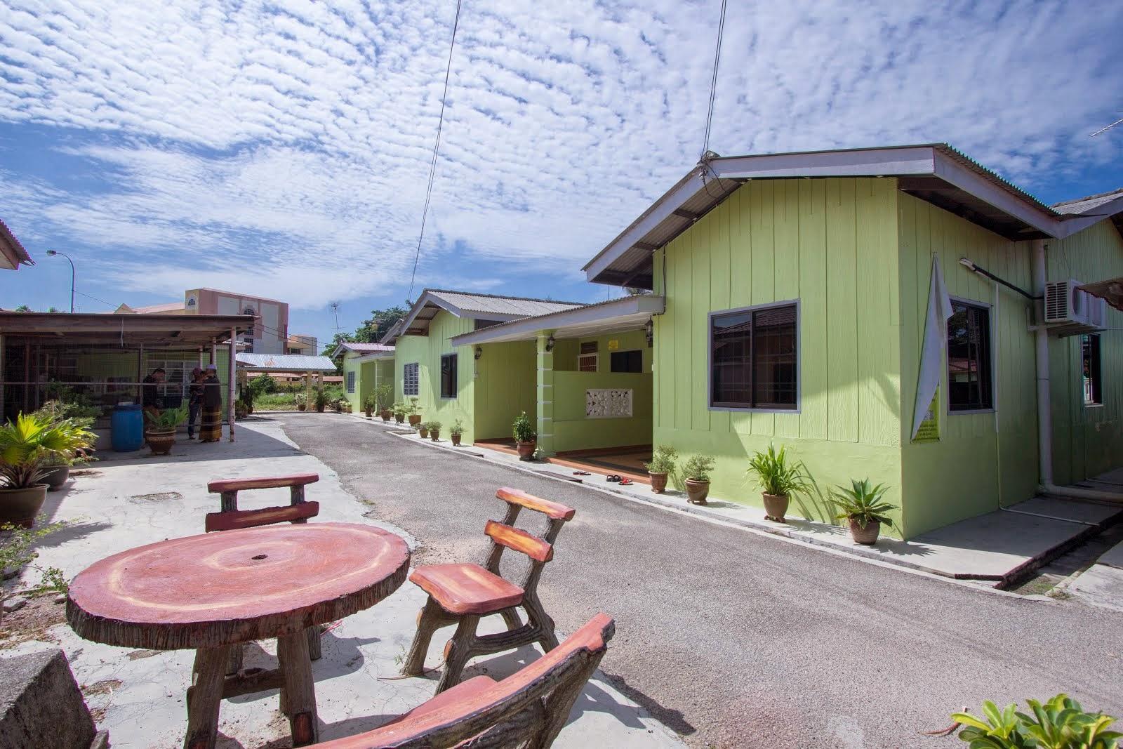 Rumah Semi-D (4 Unit) Durian Daun Berhadapan Maktab Perguruan
