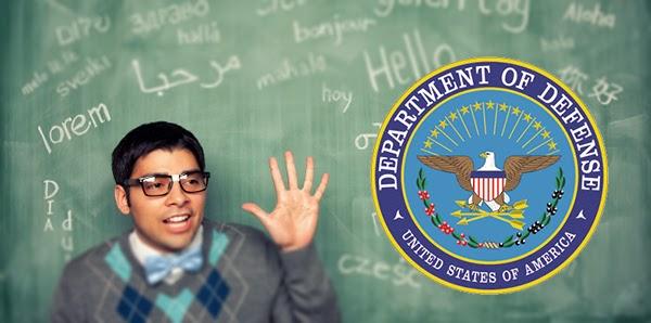 طريقة رائعة لتعلم اللغات وحتى اللهجات العربية بالصوت والصورة من موقع تابع لوزارة الدفاع الأمريكيـة