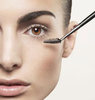 How to make up brown eyes