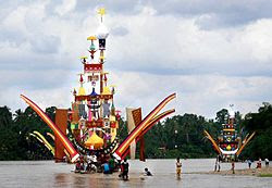 Perahu Baganduang - BeritaKuansing