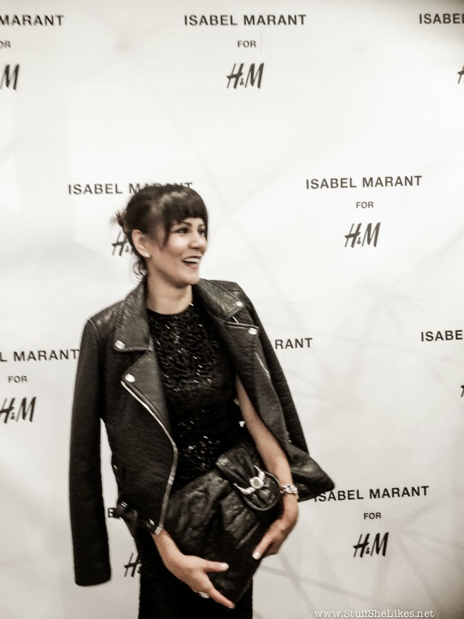 Stuff She Likes: Isabel Marant Pour H&M.. Braving the wild..