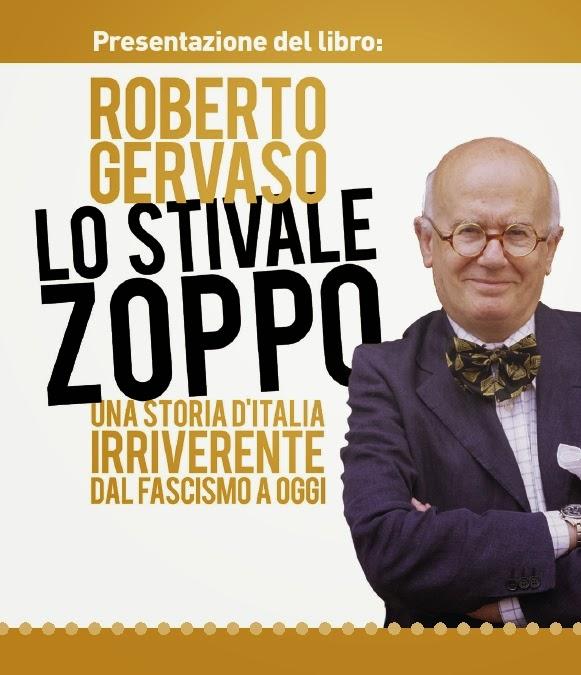 ROBERTO GERVASO ALLA LIBRERIA CIOFALO