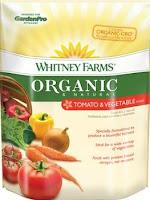 Whitney Gardens Organic potting soil