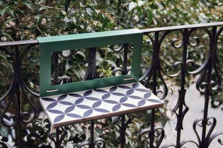 Mesa para el balcón